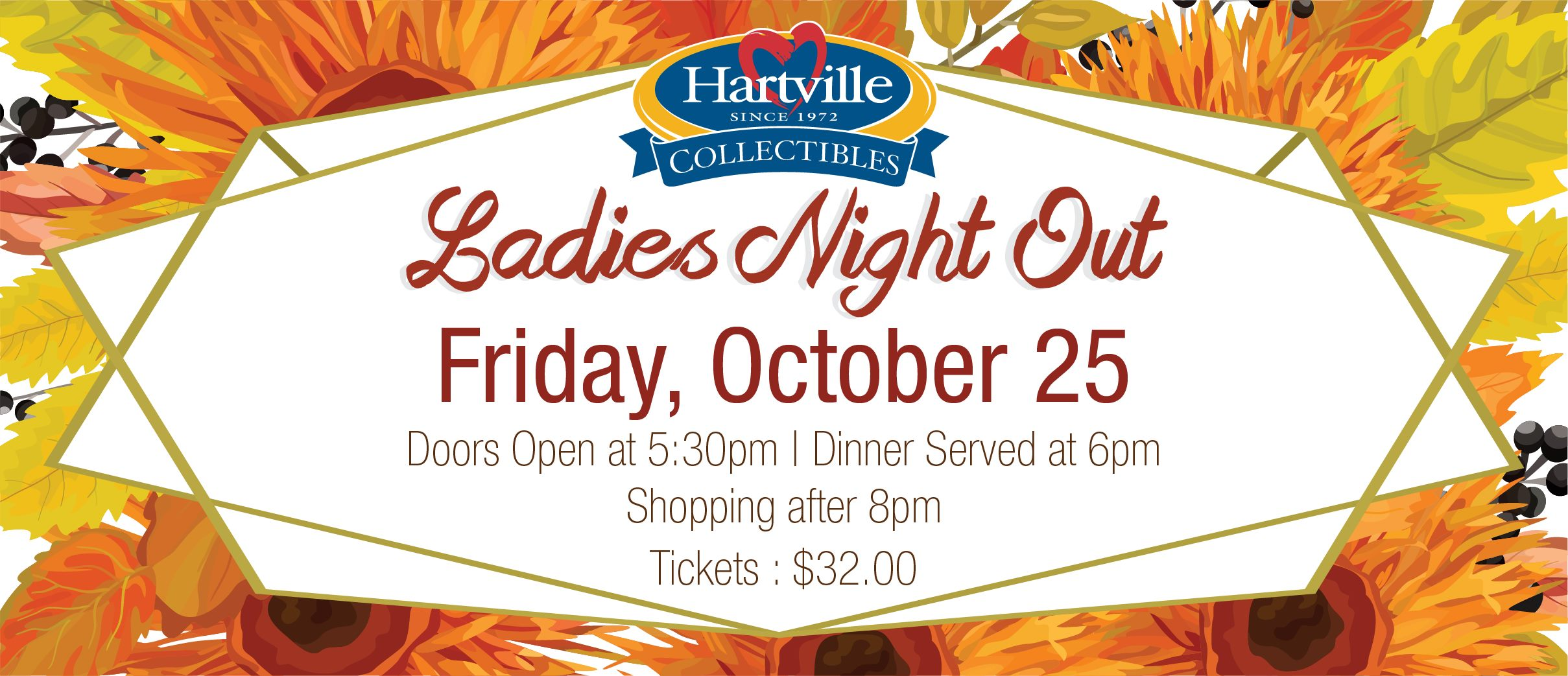 Ladies Night Out (Friday)