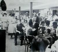 Original Hartville Kitchen interior west view
