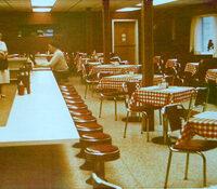 Original Hartville Kitchen interior east view