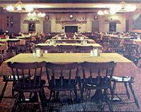 Original Hartville Kitchen dining room