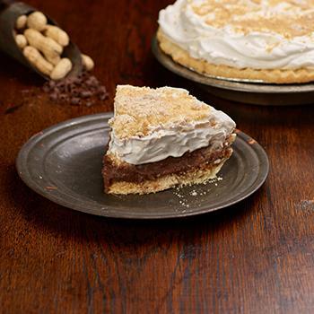 A delicious Hartville Kitchen pie set on a plate
