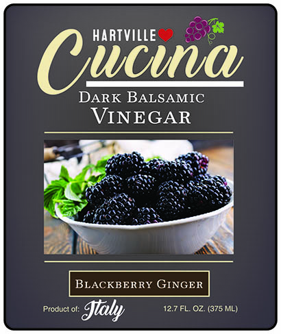 Blackberry Ginger