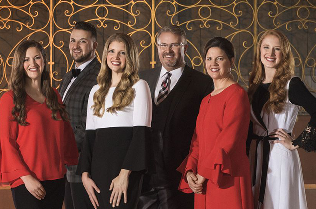 The Collingsworth Family Friday Evening