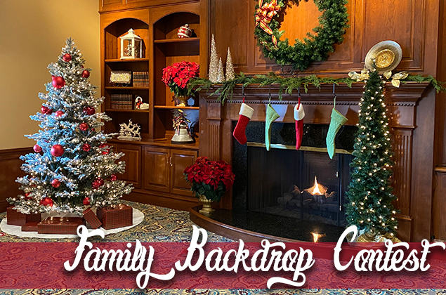 Family Photo Opportunity & Gift Card Giveaway